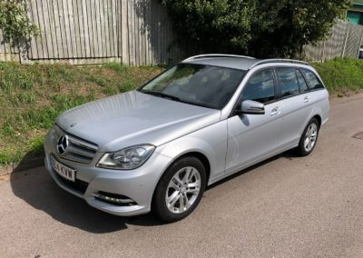 Mercedes Benz C220 CDI SE Estate Executive Premium  – SOLD