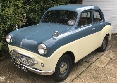 Standard 8 – 1954 Classic Car – SOLD