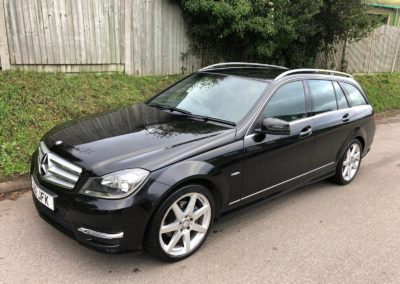 Mercedes Benz C180 AMG Sport Estate Auto – £8,990