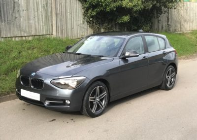 BMW 118d Sport Auto 5dr – SOLD
