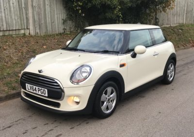 Mini One 1.2 Auto 3dr – SOLD